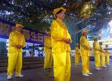 World Falun Gong Dafa Day Stock Images