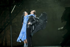 The World Famous Dance Drama Royalty Free Stock Images