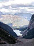 World famous Lake Louise Royalty Free Stock Photography