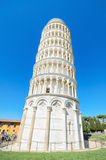 World famous Pisa tower. Pisa, Italy. Stock Photo