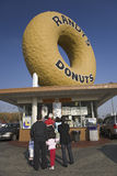 World famous Randy's Donuts Stock Image