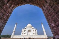 WORLD FAMOUS TAJ MAHAL AGRA INDIA