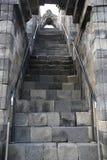 World famous temples of Borobudur Stock Photos