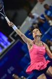 World female Tennis player Aginieszka Radwanska Stock Image