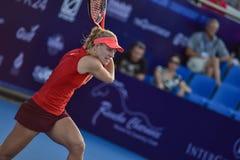 World female Tennis player Angelique Kerber Stock Image