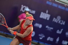 World female Tennis player Angelique Kerber Royalty Free Stock Images