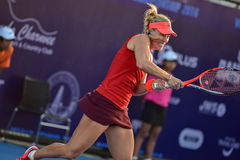 World female Tennis player Angelique Kerber Royalty Free Stock Image