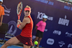 World female Tennis player Angelique Kerber Royalty Free Stock Photography