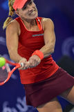 World female Tennis player Angelique Kerber Stock Images