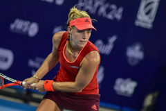 World female Tennis player Angelique Kerber Royalty Free Stock Photo