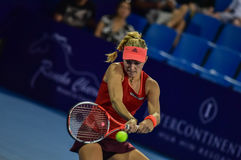 World female Tennis player Angelique Kerber Stock Photos