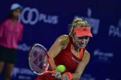 World female Tennis player Angelique Kerber Royalty Free Stock Photos