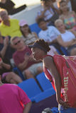World female Tennis Player Venus Williams Royalty Free Stock Images