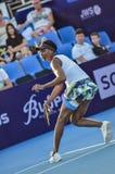 World female Tennis Player Venus Williams Stock Image