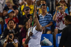 World female Tennis Player Venus Williams Stock Photography
