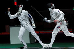 World Fencing Championship 2012 Royalty Free Stock Image