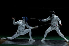 World Fencing Championship 2012 Stock Image