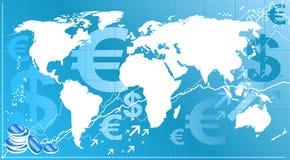 World finance Royalty Free Stock Photo