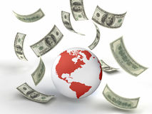 World Finance Royalty Free Stock Images