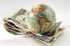 The world of finance Stock Photo