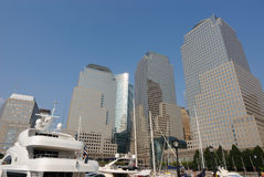 World Financial Center Stock Photography