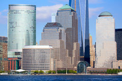 World Financial Center Royalty Free Stock Photography