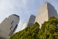 World Financial Center, New York Stock Photo