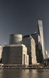 World Financial Center, New York City. Royalty Free Stock Images