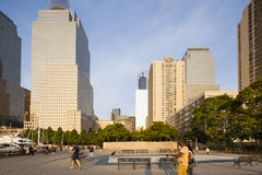 World Financial Center, New York, editorial Royalty Free Stock Photos