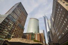 World Financial Center, New York Stock Photo