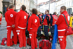 World First Aid Day Royalty Free Stock Images