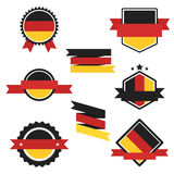 World Flags Series. Vector Flag of Germany. Stock Photography