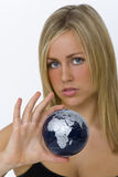 The World In Focus Royalty Free Stock Photos