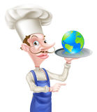 World Food Concept Stock Images