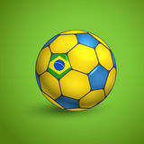 World football championship ball Stock Photos