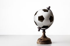 World of football Stock Photography