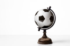 World of football Royalty Free Stock Photos