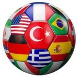 World Football Turkey Stock Images