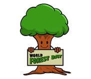 World Forest Day Stock Images