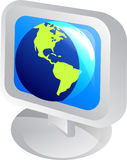 World Fusion Royalty Free Stock Photography