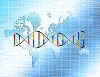 World Genetic Stock Images