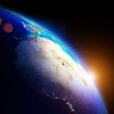 World geography Stock Photo