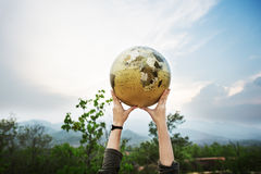 World Global Networking International Society Concept Royalty Free Stock Photography