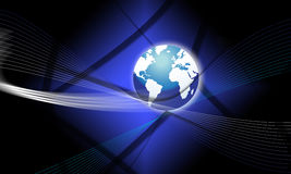 World Global Technology Stock Photography