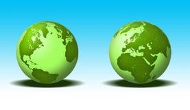 World Globe Stock Photography