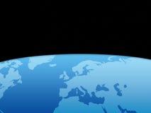 World globe stock illustration