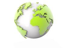 World globe Royalty Free Stock Image