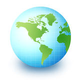World Globe Royalty Free Stock Photography