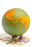 World Globe Stock Image
