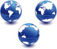 World Globe. Royalty Free Stock Image